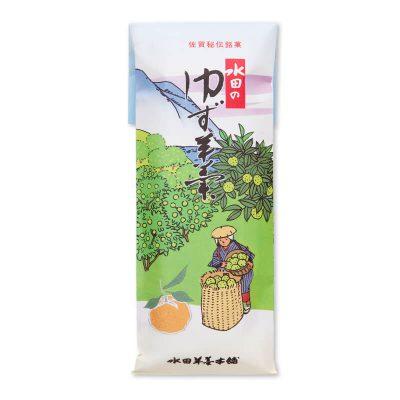 柚子羊羹 商品画像