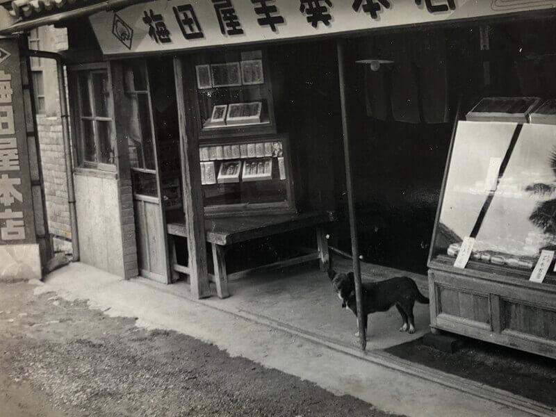 梅田屋羊羹本店